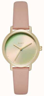 DKNY Womens le bracelet en cuir moderniste NY2739