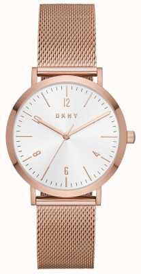 DKNY Womens minetta bracelet en acier inoxydable NY2743