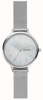 Skagen Womens anita bracelet en maille d'acier inoxydable SKW2701
