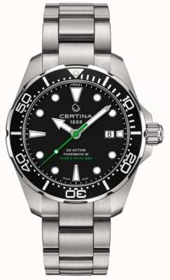Certina Hommes DS Action Diver 43 mm Powermatic 80 C0324071105102
