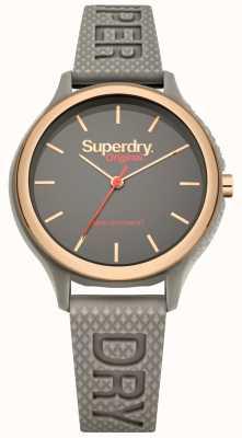 Superdry Sapporo fluoro pop silicone bracelet en silicone SYL151ERG