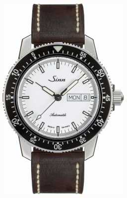 Sinn 104 st sa iw montre classique de pilote marron cuir vintage 104.012 BROWN VINTAGE LEATHER