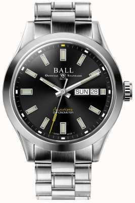 Ball Watch Company Ingénieur en édition limitée iii endurance 1917 classic 40mm NM2182C-S4C-BK