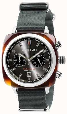 Briston Icônes de sport clubmaster bracelet gris 17142.SA.TS.11.NG
