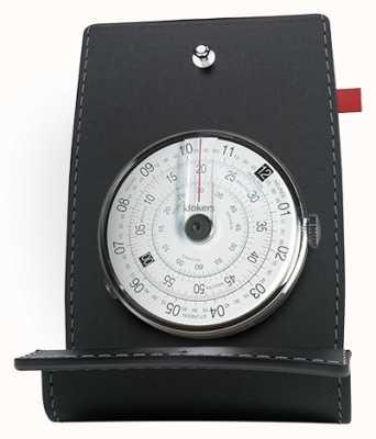 Klokers Klok 01 noir montre-tête de bureau et poche KLOK-01-D2+KPART-01-C2