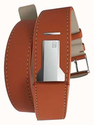 Klokers Klink 02 orange double sangle seulement 22mm large 380mm KLINK-02-380C8