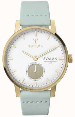 Triwa Svalan ivoire à la menthe classique super slim TR.SVST105-S111313