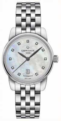 Certina | ds podium | dame automatique | cadran en nacre | C0010071111600