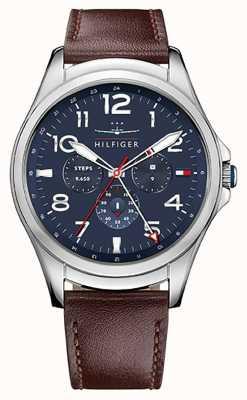 Tommy Hilfiger Bluetooth unisexe usure android smartwatch 1791406