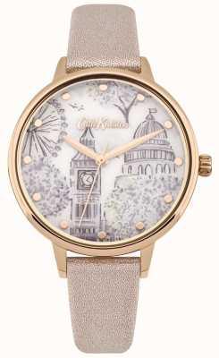 Cath Kidston Bracelet en or rose avec bracelet en or rose CKL053PRG