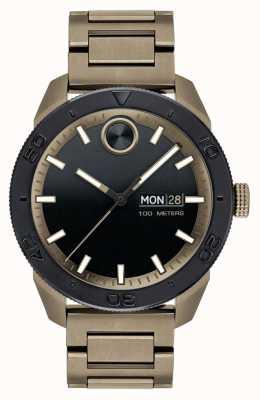 Movado Bracelet sport plaqué or pour homme 3600511