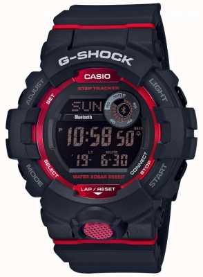 Casio Tracker numérique Bluetooth G-Squad noir / rouge GBD-800-1ER