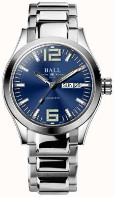 Ball Watch Company Ingénieur iii roi bleu cadran en acier inoxydable NM2026C-S12A-BE