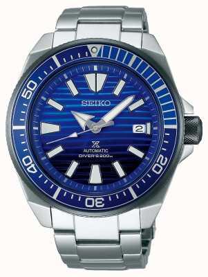 Seiko | prospex | sauver l'océan | samouraï | automatique | plongeur | SRPC93K1