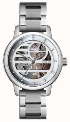 Weird Ape Rosalind blanc argent / argent bracelet WA02-005833