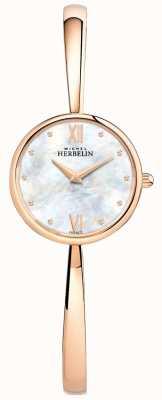 Michel Herbelin Bracelet en or rose pour femme 17408/BPR19