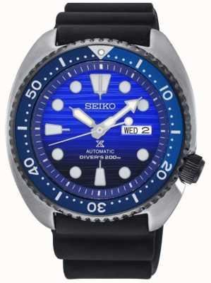 Seiko | prospex | sauver l'océan | tortue automatique | plongeur | SRPC91K1