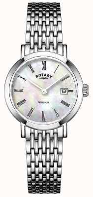Rotary Montre femme en acier inoxydable LB05300/39