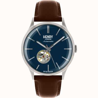 Henry London Mens henry london heritage automatique HL42-AS-0277