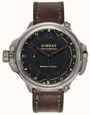U-Boat Édition limitée capsule 50 noir 7469