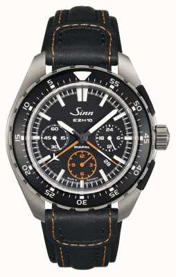 Sinn Mens ezm 10 cuir testaf 950.011 LEATHER