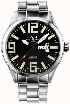 Ball Watch Company Ingénieur maître ii aviateur automatique affichage jour et date NM1080C-S14A-BK