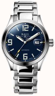 Ball Watch Company Ingénieur iii légende affichage du jour et de la date du cadran bleu automatique NM2126C-S3A-BEGR