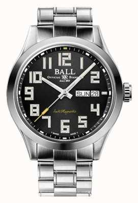 Ball Watch Company Engineer III Starlight Black Dial Stainless Edition Limitée NM2182C-S9-BK1