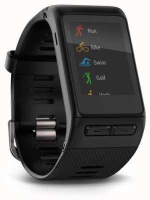 Garmin Vivoactive smartwatch hr noir moniteur de fréquence cardiaque intégré 010-01605-00