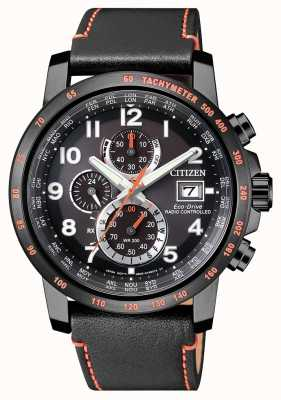Citizen Chrono de chronométrage mondial pour homme AT8125-05E
