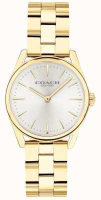 Coach Bracelet de luxe doré moderne pour femme 14503208