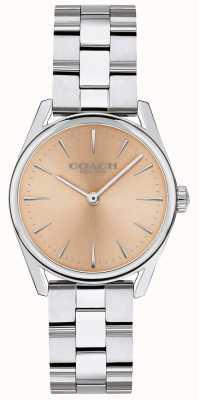 Coach Bracelet pour femme argent moderne de luxe 14503207