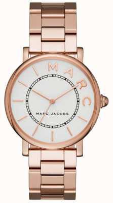Marc Jacobs Montre classique marc jacobs pour femme, ton doré rose MJ3523