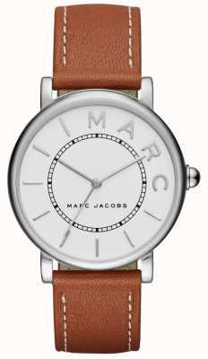Marc Jacobs Montre classique marc jacobs femme en cuir marron MJ1571