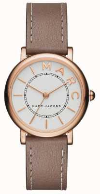 Marc Jacobs Montre classique marc jacobs femme en cuir gris MJ1538