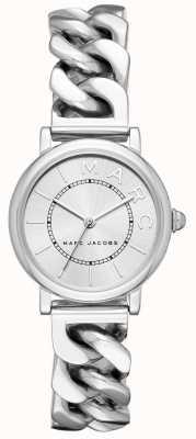 Marc Jacobs Montre classique femme marc jacobs argent MJ3593