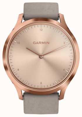 Garmin Moniteur d'activité Vivomove hr rose doré (et bracelet en silicone) 010-01850-09