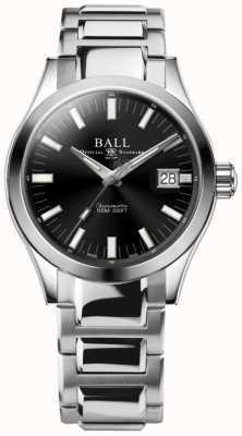 Ball Watch Company Cadran noir 40mm avec ingénieur NM2032C-S1C-BK