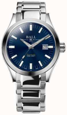 Ball Watch Company Ingénieur m Marvelight 43mm cadran bleu NM2128C-S1C-BE