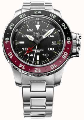 Ball Watch Company Engineer Hydrocarbon Aerogmt II 42mm cadran noir DG2018C-S3C-BK