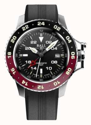 Ball Watch Company Ingénieur d'hydrocarbure aerogmt ii 42mm cadran noir DG2018C-P3C-BK