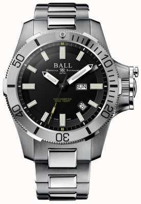 Ball Watch Company Ingénieur hydrocarbure 42mm sous-marin de guerre en acier inoxydable DM2276A-SCJ-BK