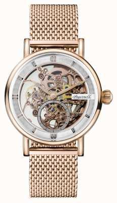 Ingersoll Bracelet en maille plaqué or rose pvd plaqué or I00406