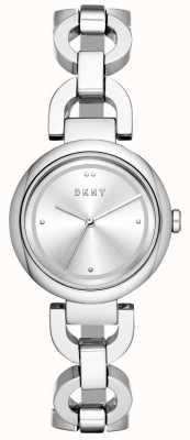 DKNY Montre Eastside en acier inoxydable NY2767