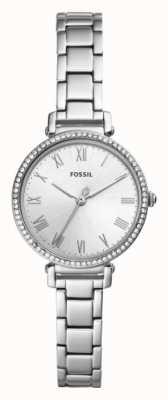 Fossil Bracelet en acier inoxydable kinsey pour femme ES4448