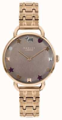 Radley Montre femme bracelet en or rose RY4350