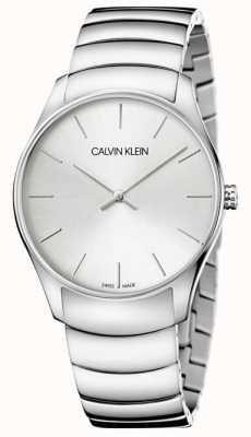 Calvin Klein Montre classique pour homme aussi K4D21146