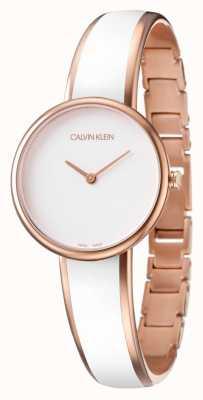 Calvin Klein Séduire la montre K4E2N616