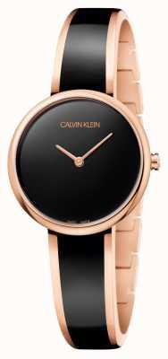 Calvin Klein Séduire la montre K4E2N611