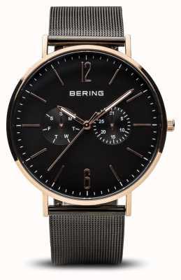 Bering Classique | or rose poli | 14240-163